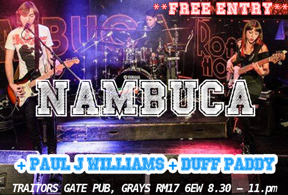 Nambuca Facebook Event Banner