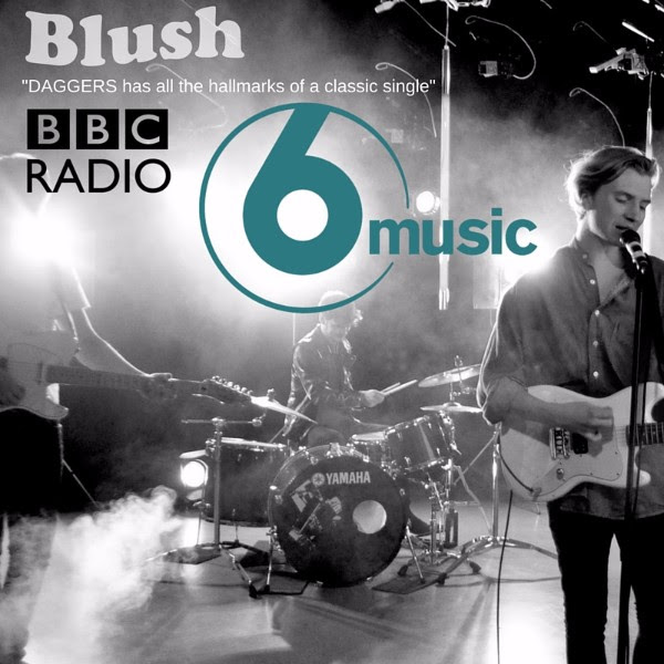 Blush press BBC6 Music.png